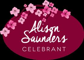 Alison Saunders Celebrant Logo